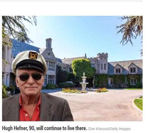 Playboy Mansion