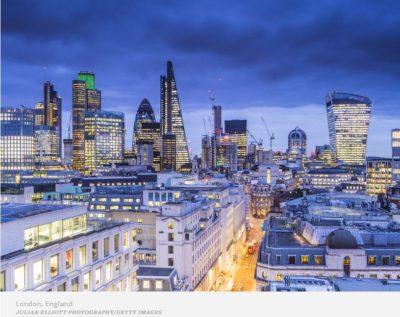 London high rise
