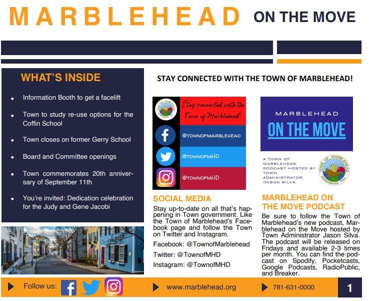 Marblehead News